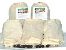 FORNYA Soap nuts - 5.5  pounds 100% Certified Organic Laundry Soap Chemical Free