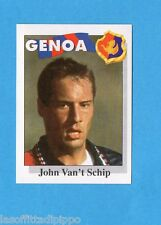 CALCIO FLASH '95-EUROFLASH-Figurina n.116- VAN'T SCHIP - GENOA -NEW