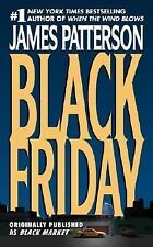 Black Friday, James Patterson, Good,  Book