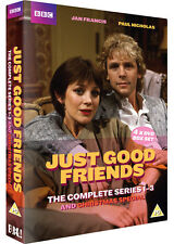 Just Good Friends - The Complete BBC Series 1 2 & 3 Collection Box Set | New DVD