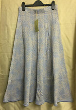 Spirit of the Andes Freya Skirt Dawn Mix Blue 100% Pima Cotton Small (B10)