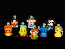 Yujin Disney Pole keychain figure gashapon Part 4 (full set of 8 figures)