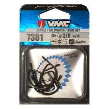 Vmc Sureset Circle Hook-Confezione da 10 Taglia 2/0 - Fishing Tackle-Pesca Marittima Ganci