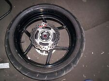 2013 14 15 Kawasaki ZX-636 Rear rim wheel rotors     06/02