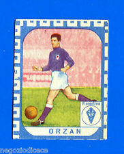 CALCIATORI NANNINA 1961-62 -Figurina-Sticker - ORZAN - FIORENTINA -New