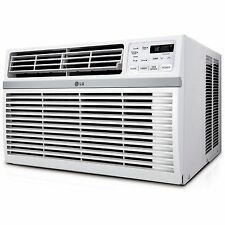 LG LW8014ER 8,000 BTU Window Air Conditioner Cools 340 sq. ft. rooms Remote
