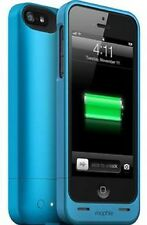 MOPHIE JUICE PACK HELIUM APPLE iPHONE 5 5S 5SE EXTERNAL BATTERY CASE BLUE NEW