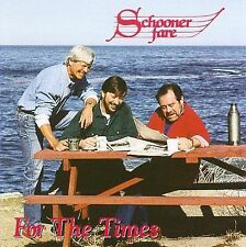 Schooner Fare - For The Times (CD, 1993, Outer Green)
