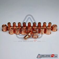 20pcs Electrodes+nozzles/tips 1402 1396 FOR cebora CP-70 plasma cutter torch