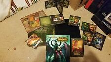 World of Warcraft Burining Crusade Collector's Edition Items