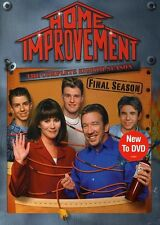 Home Improvement: The Complete Eighth Season [4 Discs (2008, DVD NEUF)4 DISC SET