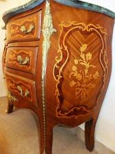 KOMMODE INTARSIEN COMMODE CHEST Barock baroque Rokoko rococo Empire 18 19 antik