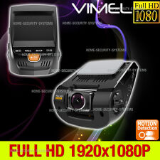 Dash Camera Vimel In Car Security System B40 A118 1080P Video Crashcam Blackbox