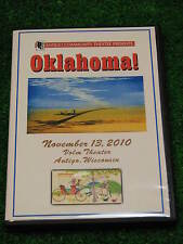 Oklahoma DVD Play 2010 Volm Theater Antigo Wisconsin Community Musical Theatre