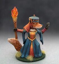 Visions in Fantasy MAID MARIAN FEMALE FOX Dark Sword Miniatures DSM7989