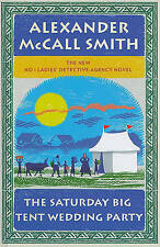 The Saturday Big Tent Wedding Party (Wheeler Hardcover)-ExLibrary