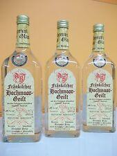 3 FLASCHEN Fränkischer Hochmoorgeist, Kräuterlikör - 0,7 ltr. (34,52€/1l) 56%