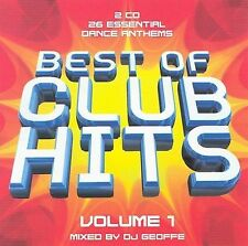 Best of Club Hits 1 (2 CDs) by Various Artists