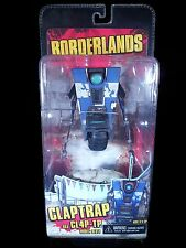 "NECA Borderlands 4"" figure ClapTrap CL4P-TP Blue Blu14 Limited Edition MINION!!!"