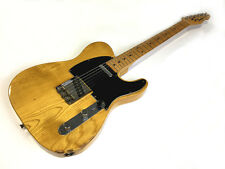 1994-95 FENDER JAPAN Telecaster TL72 NAT/M Natural Maple Neck Made in Japan