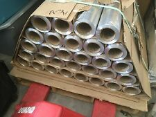 "ONE (1) 200' Roll Stainless Steel Tool Wrap Heat Treat Foil - 36"" x .002"" x 200'"