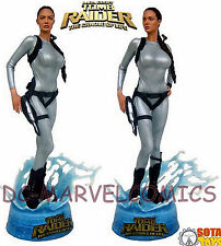 "LARA CROFT AND The CRADLE of LIFE: TOMB RAIDER WETSUIT NIB 13"" STATUE FIGURINE"
