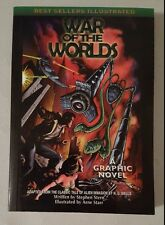 Best Sellers Illustrated War of the Worlds GN TPB Softcover HG Wells