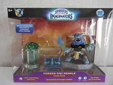 Skylanders imaginators Cursed Tiki Temple level Pack (Wild Storm...) - nuevo & OVP
