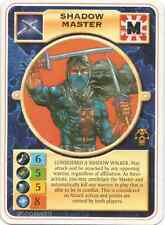 DOOMTROOPER: SHADOW MASTER ENGLISH APOCALYPSE MUTANT CHRONICLES CCG