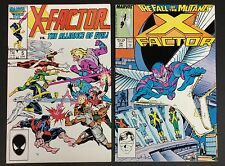 X-FACTOR 1986 #1 TO 149+ANNUALS COMPLETE 157 BOOKS,MANY 1ST APPEARANCES,ACTION!