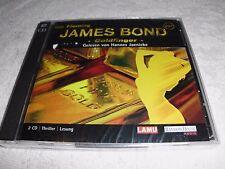 James Bond-Goldfinger -Ian Fleming-Sprecher Hannes Jaenicke-2 CDs-=OVP