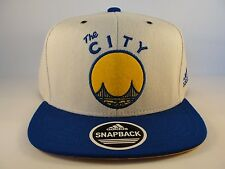 NBA Golden State Warriors The City Adidas Snapback Hat Cap