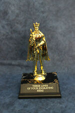 King Trophy- FREE ENGRAVING!!!!  Homecoming, Pageants, Contests, Prom
