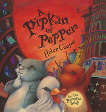 A Pipkin Of Pepper (Pumpkin Soup),ACCEPTABLE Book