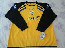 Sheffield Wednesday goalkeeper football shirt size XXL Lotto