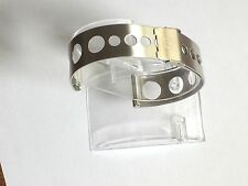 Vintage Tissot 18mm 007 Stainless Steel Rally Sport Bracelet