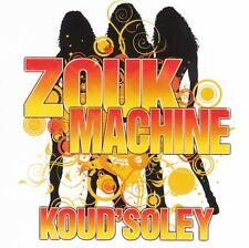 929 // ZOUK MACHINE KOUD'SOLEY CD NEUF SOUS BLISTER12 TITRES
