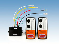 WIRELESS WINCH REMOTE CONTROL TWIN HANDSET 12V 12 VOLT