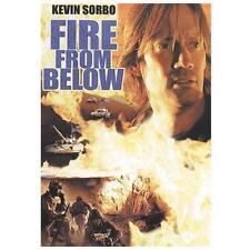 Fire From Below (DVD, 2010) *NEW* Alex Meneses  Glen Morshower  Kevin Sorbo