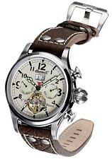 Ingersoll IN4506WHGR Bison No 18 Automatic Silver