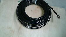 US MADE LMR-400  100 FT  N male to  SO -239  Female COAX CABLE  Antenna(CNT-400)
