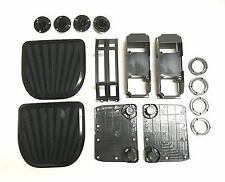 15 PCS Replacement KIT Pad Top Rubber 2 Wheel Scooter Self Balance Board Parts