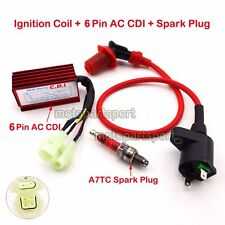 Racing Ignition Coil AC CDI For Honda CRF50 CRF 70 80 100 XR100 XR80 XR70 XR50