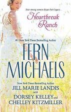 Heartbreak Ranch: Amy's StoryJosie's StoryHarmony's StoryArabella's Story (Hqn)