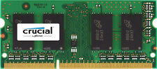 Crucial PC3-12800 4 GB SO-DIMM 1600 MHz PC3-12800 DDR3 Memory (CT51264BF160BJ)