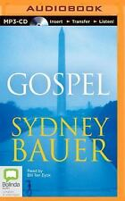 Gospel by Sydney Bauer (2014, MP3 CD, Unabridged)