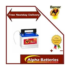 12v Banner 85 ah Energy Bull Ultra Deep Cycle Leisure Battery (95551)