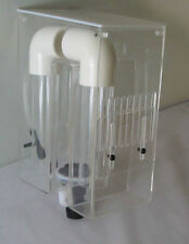 Sea Side Aquatics Small Overflow Box ( Clear Color )