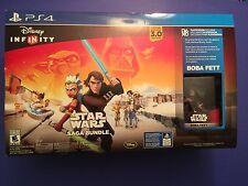 Disney Infinity 3.0 Star Wars Saga Bundle PS4 PlayStation 4  NEW