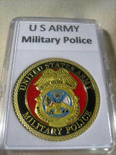 US ARMY MILITARY POLICE Commemorative Challenge Coin